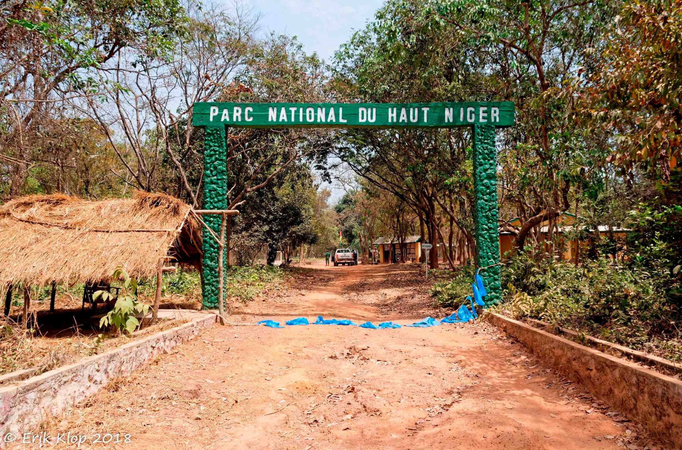 Parc National du Haut Niger