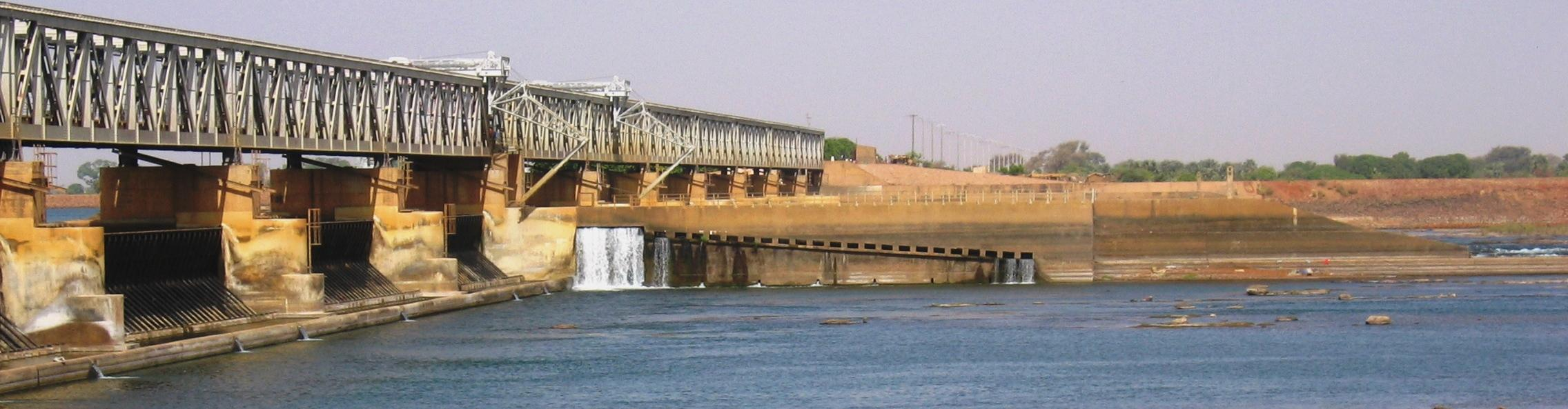Infrastructures hydrologiques